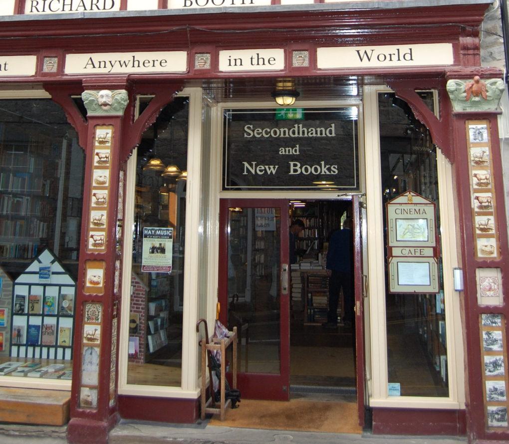 Small English Book Store